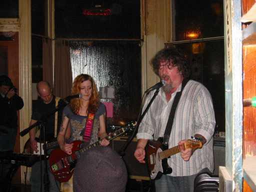 Wussy @ the Northside Tavern (2/17/07)