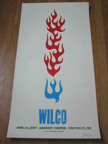 Wilco @ the Aronoff Center (6/14/07)