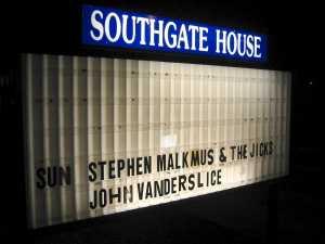 Stephen Malkmus marquee