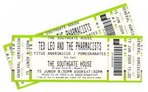 Ted Leo tickets