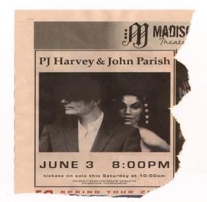 PJ Harvey ad