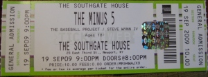 Minus 5 ticket