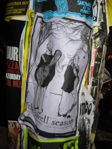 Swell Season flyer