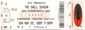 Swell season ticket