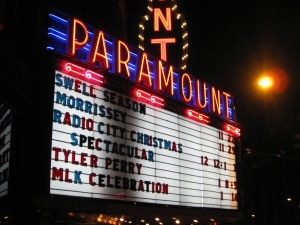Swell Season marquee