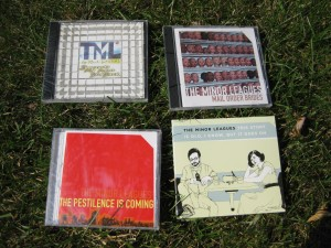 4 CDs for $15!!!