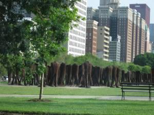Chicago's less popular public art