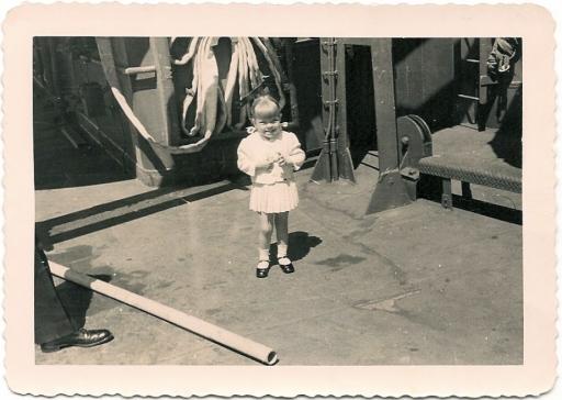 the littlest shipmate