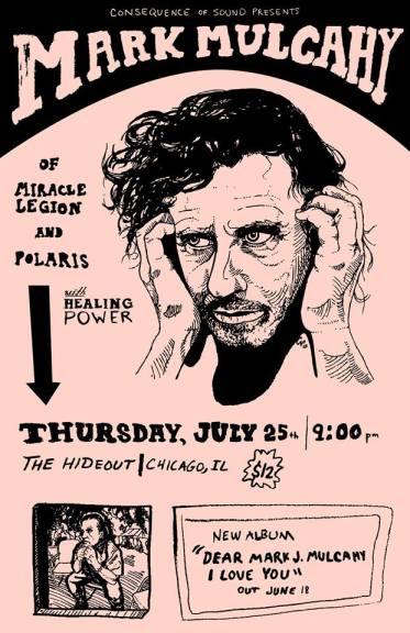 mark mulcahy poster #1