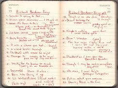 richard buckner setlist notes