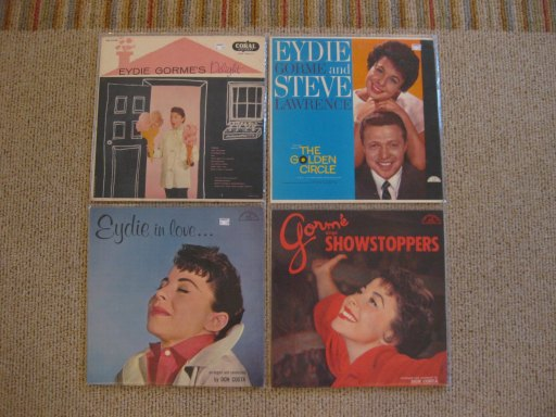 eydie gorme records