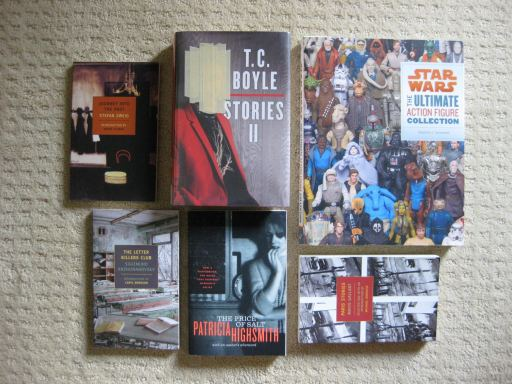 t.c. boyle and other books