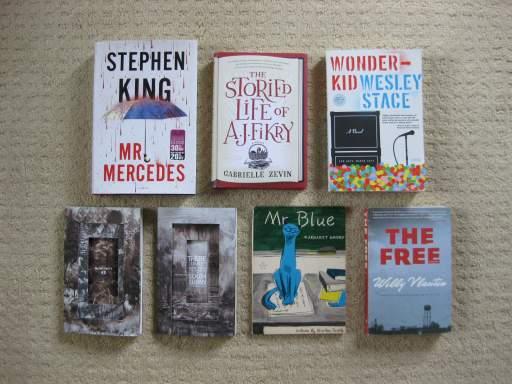 july books