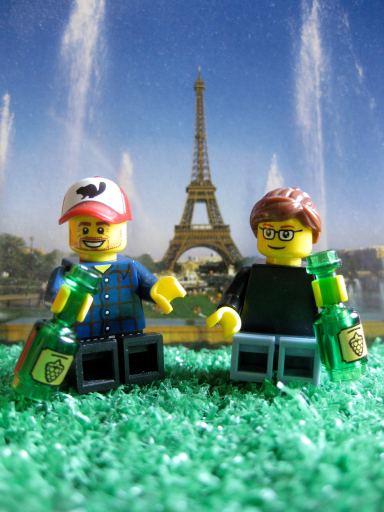 me & homey in paris