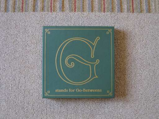 G stands for go-betweens (outside)