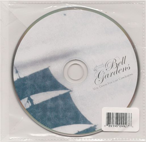 slow dawns for lost conclusions cd