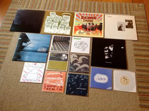 post seattle non-rsd vinyl