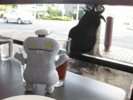 sailor babo at the pizza joint