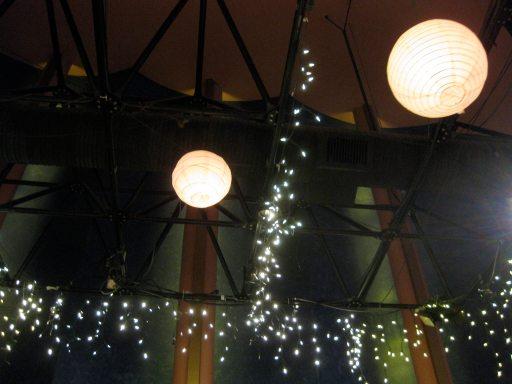 20th century theatre ceiling