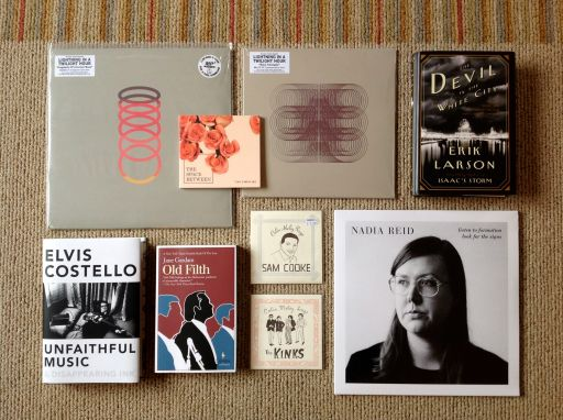 january music & books