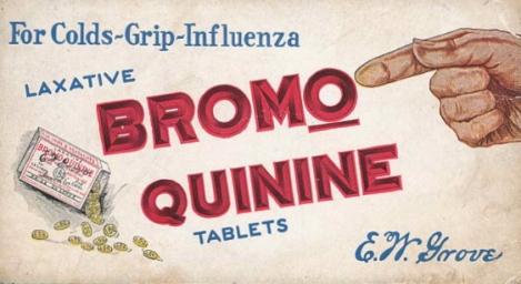 bromo quinine