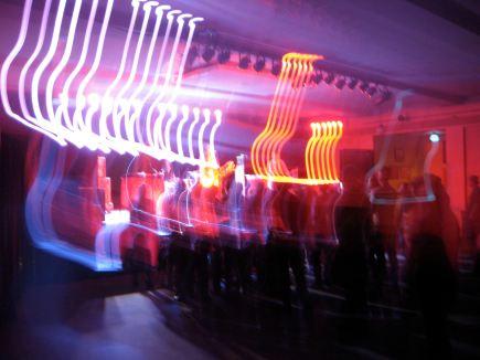 le butchettes blurry lights