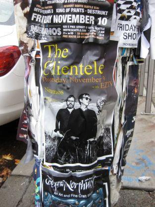 clientele poster